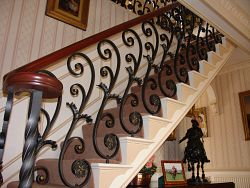 Leathley Staircase